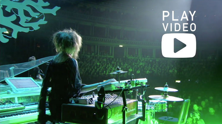 Imogen Heap Live Royal Albert Hall